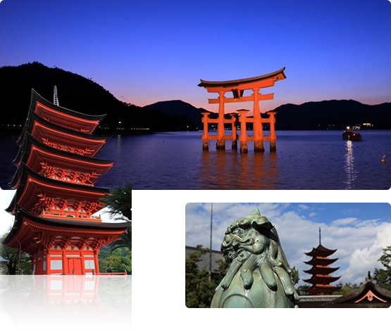 Itsukushima Shrine & Miyajima